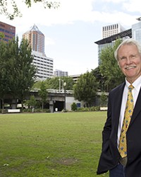 Whatcha Doing, Candidate? (John Kitzhaber)