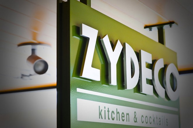 Zydeco Kitchen & Cocktails (Reader's Choice Best Fine Dining and Service)
