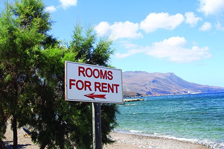 A level playing field? SB 593 aims to to tighten regulations on short-term rentals like Airbnb.