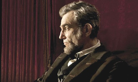 A MOST UNUSUAL MAN Daniel Day-Lewis is tremendous as Abraham Lincoln.