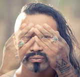 ALL SEEING EYES Nahko Bear blends rhythm with a deep message. - MIKO WALCZUK