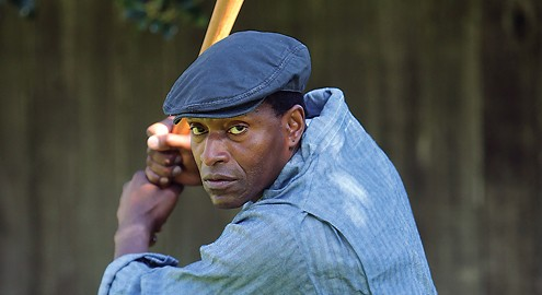 ALL TOO HUMAN Carl Lumbly plays Troy Maxson, a great character of the modern American stage. - ED SMITH