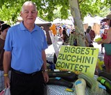 Aug. 11: Zucchini Festival and Antique Show at Windsor Farmers Market