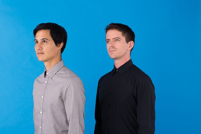 BIRDS OF A FEATHER The Dodos' new record is more spontaneous than their previous effort. - CHLOE AFTEL
