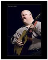 JAMES MADISON THOMAS - bluegrass guitar wized Jim Hurst!