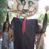 Bohemian Grove Protesters