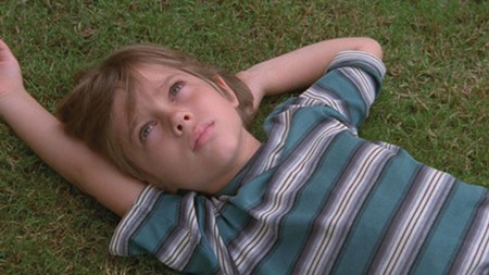 BOY'S LIFE Ellar Contrane emerges as the central character of 'Boyhood.'