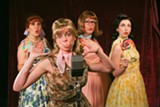 ERIC CHAZANKIN - BUBBLEGUM Shari Hopkinson, Julianne Lorenzen, Ashley Rose McKenna and Katie Veale are the fun-loving 'Wonderettes.'