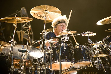 CALL THE POLICE Stewart Copeland will join forces with Jon Kimura Parker for a show at the GMC. - RANDY MIRAMONTEZ / SHUTTERSTOCK.COM