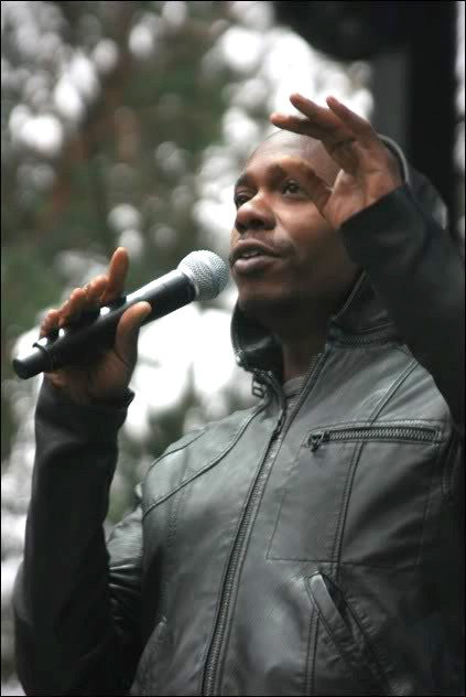 Chappelle at Outside Lands