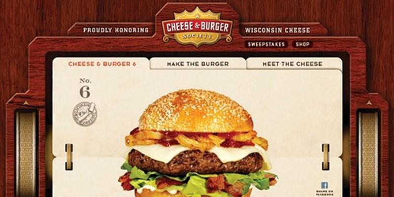 Cheeseburger Food Porn