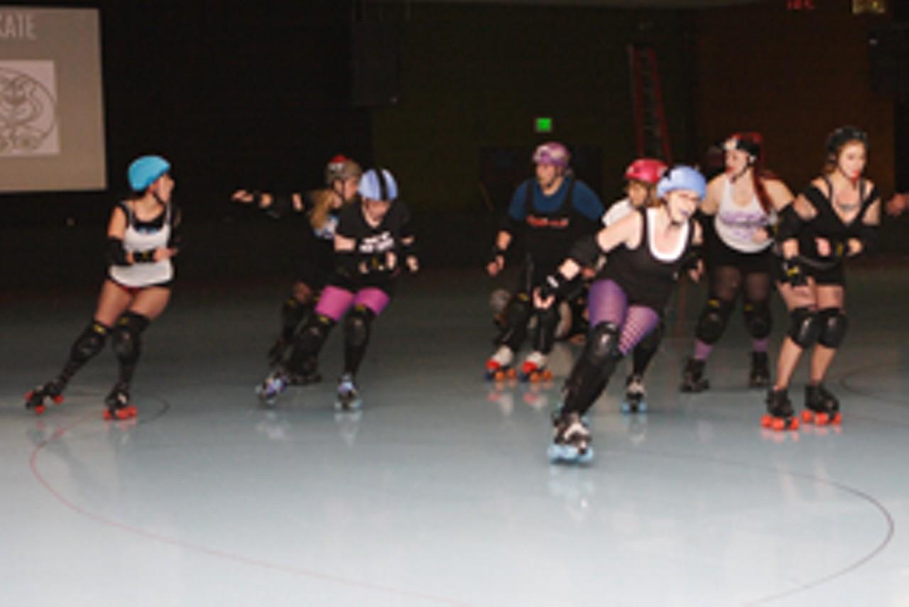 Roller skating rink rohnert park - 04 16 08