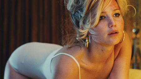 COME HITHER No longer the soft, promising actress from 'Winter's Bone,' Jennifer Lawrence is our modern Shirley MacLaine.