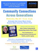Community Connections and Aging Together