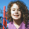 <b>COOLIN' AT THE PLAYGROUND YA KNOW:</b> Emma, a first-grader at Santa Rosa Charter School for the Arts, would be separated from her brother if a plan to split the school took effect.