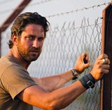 CRIMINAL: Gerard Butler plays a guy who tries to do the right thing in Sudan.