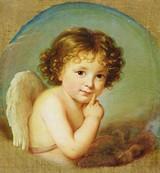 MADAME LE BRUN, ARTIST - Cupid
