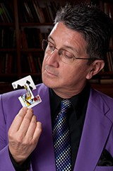 Daryl the magicians magician in Sonoma County