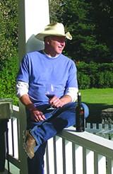 Dean Bordigioni at Annadel Estate Winery. - JAMES KNIGHT