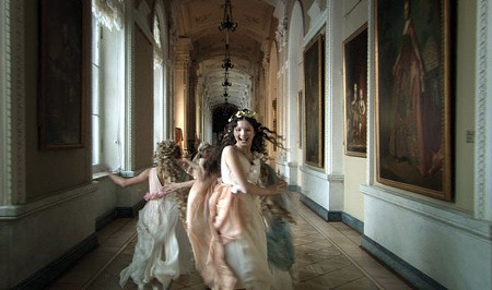 DON'T SNEEZE 'Russian Ark' was filmed in one continuous 96-minute shot.
