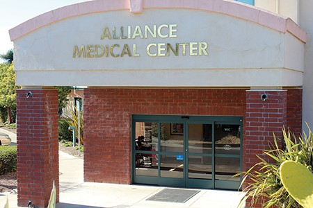 DOORS OPEN Community clinics like the Alliance - Medical Center in Healdsburg are at the frontlines of the massive reorganization of healthcare and coverage.