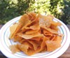 <b>DOSE OF REALITY</b> It takes three days to make a batch of Dosa Chips, but just minutes to eat a whole bag.