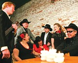 PHOTOGRAPH BY KIM TAYLOR - DRIVE ON: A capable cast doesn't rescue the strange pacing of 'Ring of Fire,' another country-music bio.