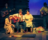 PHOTOGRAOPH BY ERIC CHAZANKIN - DUSTBOWL BALLADS: Cinnabar's inventive, satisfying production starts the year off with a winner.