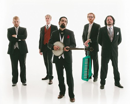 EARLEY BIRD  Blitzen Trapper's newly released record is funky and downright groovy.