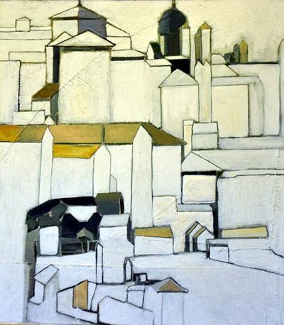 'EVENING' Maurice Lapp, Art Department, 1956-2008. - MAURICE LAPP