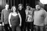 Eyedentity: Celso Alberti, Diana Booker, Frank Martin, Gary Brown, Krishna Booker