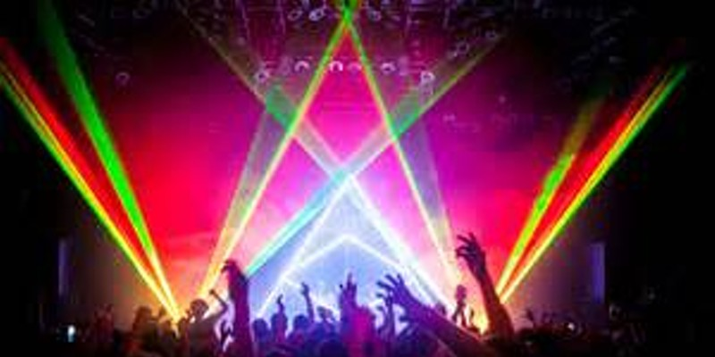FEb. 1: EDM Party at the Phoenix Theater