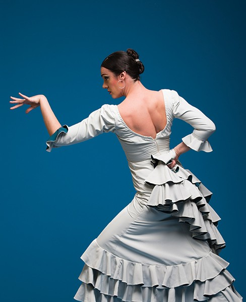 FLAMENCO FLOURISH The revered Spanish folk music combines, dance, vocals and guitar. - STEPHEN RUSK