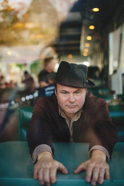 FREE RANGE Martin Sexton's latest album moves from genre to genre. - JO CHATTMAN