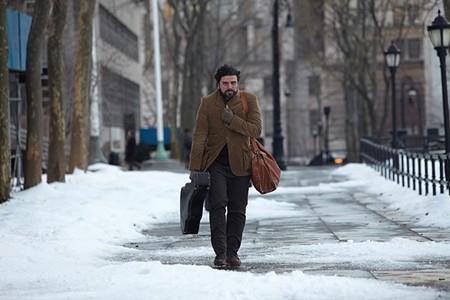 FREEWHEELIN' Oscar Isaac plays a folk singer in this film loaded with soul.