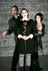 <b>GHOUL NEXT DOOR</b> The Addams Family are really just regular folks.