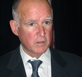 GOLDEN BEAR: Jerry Brown in Sacramento in 2009. Getting the state deficit in order won't just be tough on Brown—it'll be tough on all of us.
