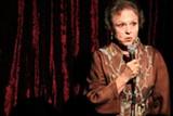 "GOLDEN GIRL Helen Pachynski calls herself ""the Betty White of Sonoma County."""