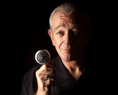 HARP HERO A big part of blues master Charlie Musselwhite's musical education came from record bins in junk stores. - MICHAEL WEINTRAUB