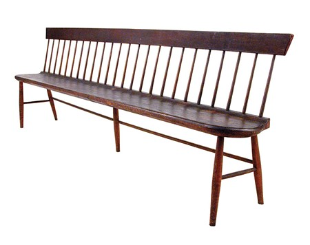HAVE A SEAT Shaker designs emphasize simplicity, beauty and utility.