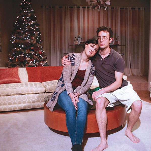 HOME ALONE 'Other Desert Cities' probes family strife and secrets. - ELIZABETH CRAVEN