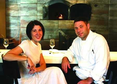 ILLADELPH STYLE Sonjia and Matt Spector offer a menu rife with small and medium plates perfect for sharing with friends.