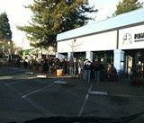 There Are Already 100 People In Line For Pliny the Younger at Russian River Brewing Co.