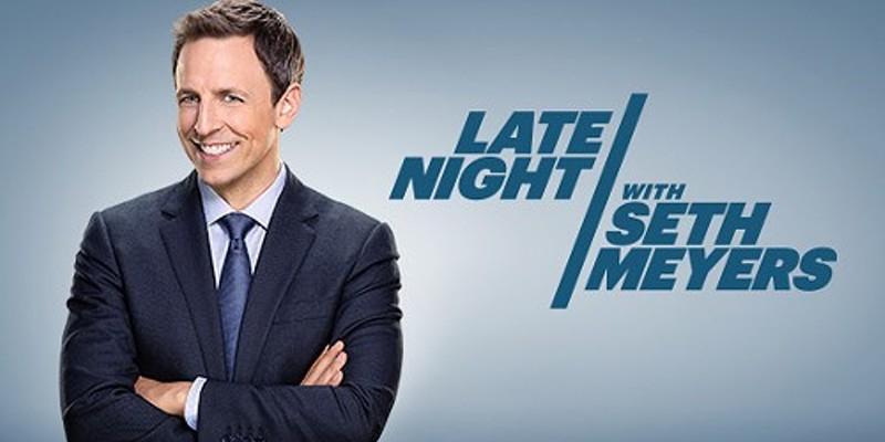 Jimmy Fallon Steps Comfortably into Tonight Show; Seth Meyers Stumbles Awkwardly into Late Night