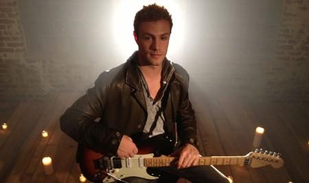 JOURNEY Miles Schon rocks New George's Nightclub in San Rafael.