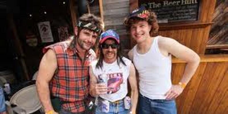 June 14: White Trash Summer Bash at Hopmonk Tavern