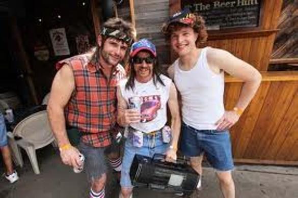 June 14: White Trash Summer Bash at Hopmonk Tavern | Boho Beat