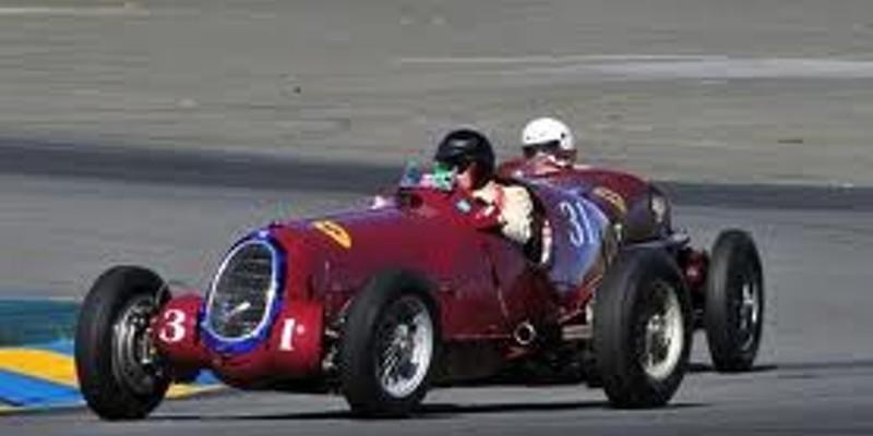 June 2-3: Sonoma Historic Motorsports Festival at Infineon Raceway