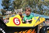 Kiddie rides at the 2012 Sonoma County Fair
