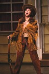 <b>KILL FROM THE HEART</b> Denise Elia belts 'em out in 'Annie Get Your Gun.'